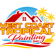 West Coast Tropical Painting
